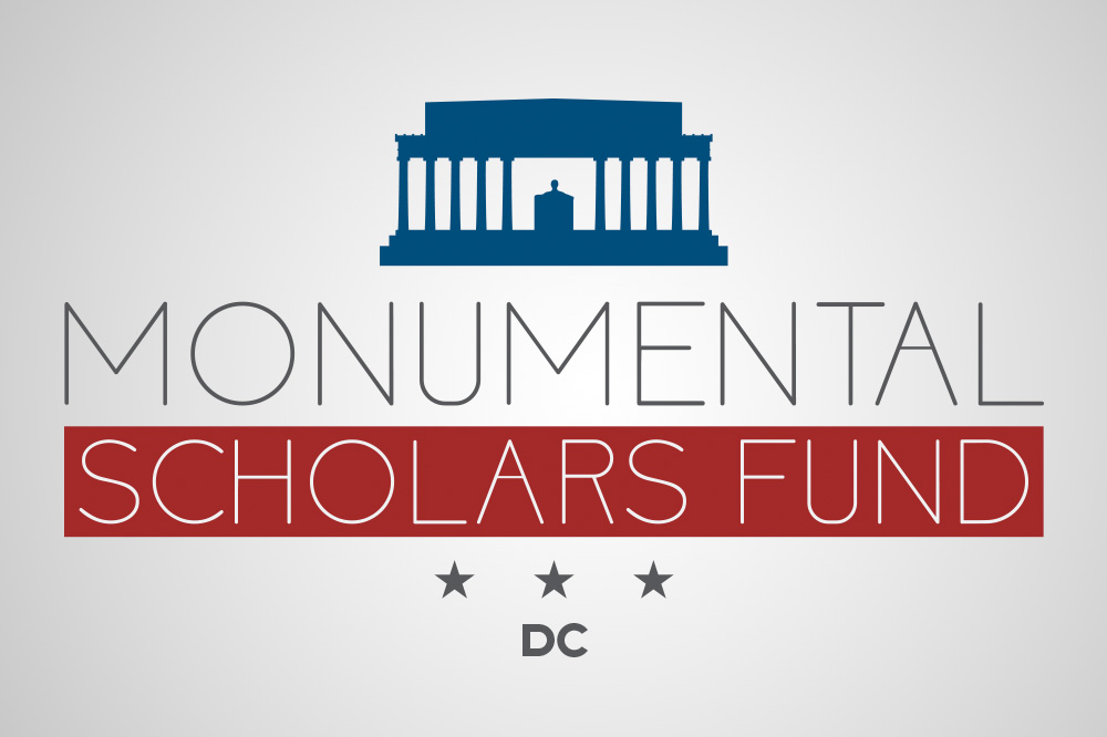 Monumental Scholars Fund Logo